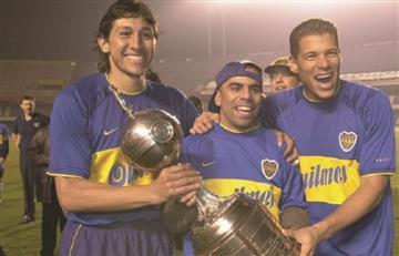 Copa Libertadores: [VIDEO] 5 colombianos campeones con River y Boca