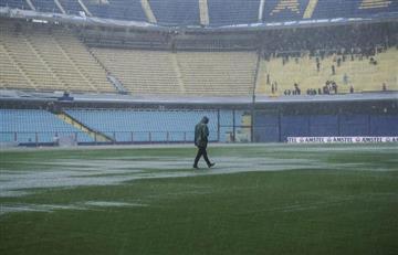 Copa Libertadores: Se suspende el partido Boca vs. River por mal tiempo