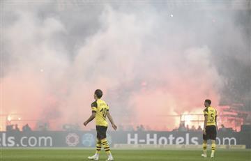 [VIDEO] Sin James, Bayern y Borussia jugaron un verdadero partidazo