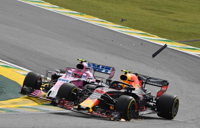 Se armó gresca entre pilotos tras carrera de F1 que otra vez fue para Hamilton