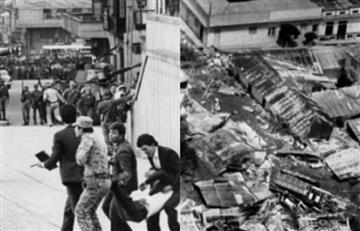 Armero, una catástrofe que opacó el holocausto del Palacio de Justicia