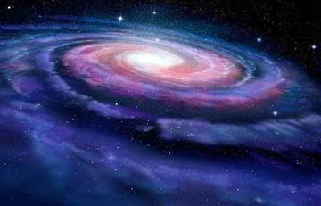 Un 'huracán' de materia oscura se acerca a la Tierra