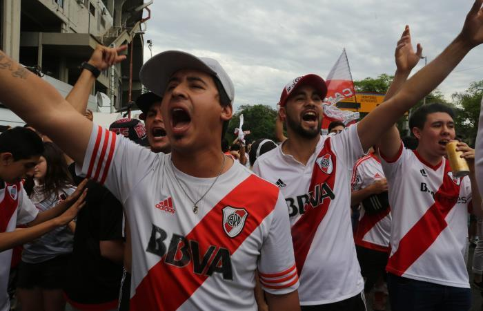 Copa Libertadores: [FOTOS] Hinchas de River Plate agotan entradas para la final ante Boca Juniors