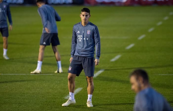 James Rodríguez sufre una grave lesión y volverá hasta 2019