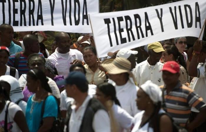 ONG Somos Defensores: la mayoría de asesinatos de líderes sociales quedan impunes