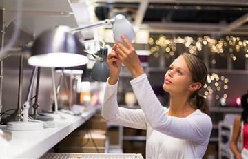 ¿Cuál es la tendencia en lamparas para decorar el hogar en este fin de año?