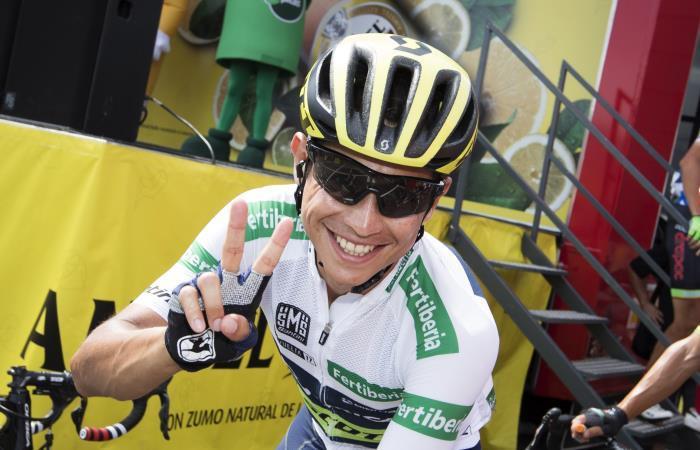 El Tour Colombia 2.1 está en los planes de Esteban Chaves