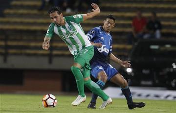 ¡No va más! Gonzalo Castellani sale de Atlético Nacional