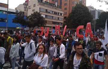 Marcha estudiantil: se cumple un mes de masivas protestas universitarias