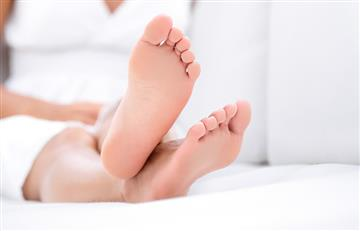 Tips para cuidar los pies secos