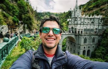 Youtuber mexicano en tierras colombianas