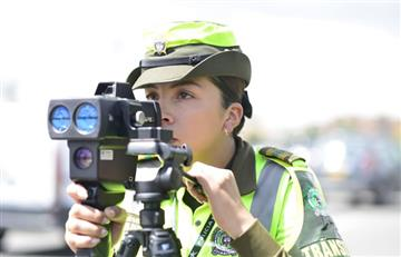 Bogotá: Inicia la norma que sanciona velocidad superior a 50 Km/h