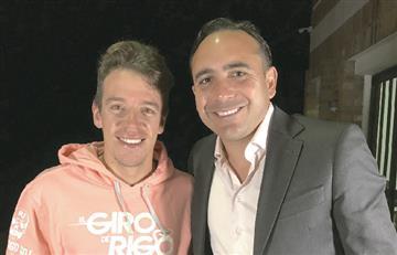 Mario Sábato narrará el Tour Colombia 2.1