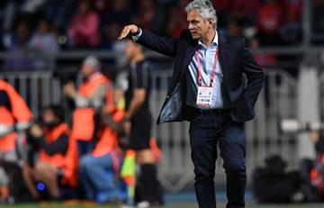 [FOTOS] Si en Chile te desprecian, en Colombia te recibimos 'profe' Reinaldo Rueda