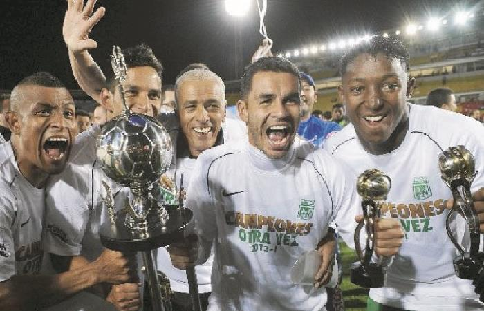 Francisco Nájera regresa a Atlético Nacional