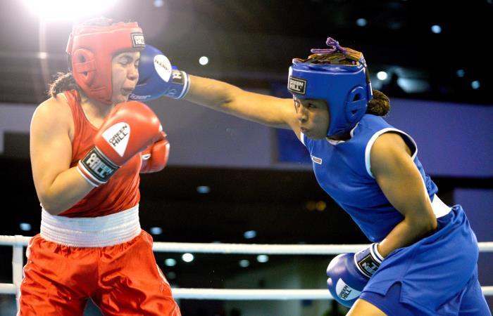 ¡Vamos por la de oro! Jessica Caicedo ya está en semis del Mundial de Boxeo