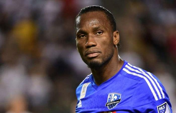 Didier Drogba confirma su retiro del fútbol