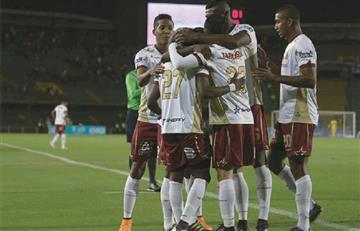 Liga Águila ll: [VIDEO] Deportes Tolima consiguió un valioso empate ante Medellín