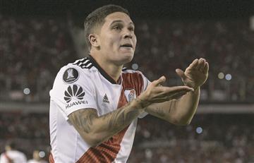 Copa Libertadores: Juan Fernando Quintero podría jugar su último partido con River