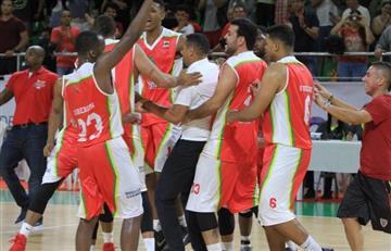 Liga de Baloncesto Profesional: Titanes venció a Warriors y la final se pone 2-1