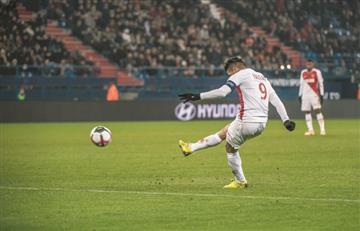 [VIDEO] Falcao marcó un verdadero golazo con Mónaco