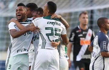 Con estos 3 goles, Miguel Ángel Borja ayudó a Palmeiras a ser campeón en Brasil