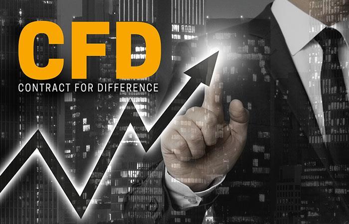 Un CFD es un contrato realizado por un actor comprador llamado inversor y un actor vendedor o intermediario. Foto: Shutterstock