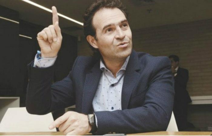 Alcalde de Medellín ofrece su ciudad para la final de Copa Libertadores