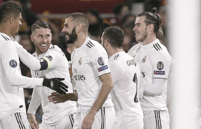 Champions League: [VIDEO] Real Madrid demostró su jerarquía en Roma