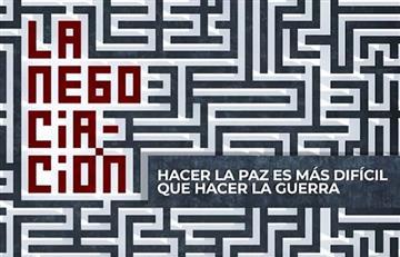 Cine Colombia no estrenaría 'La Negociación' por trinos de Uribe