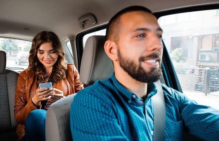 Una mejor experiencia en Uber. Foto: Shutterstock