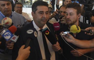 Presidente de Boca Juniors