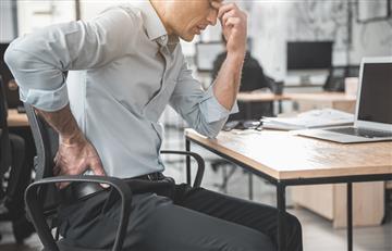 Siete recomendaciones para evitar el dolor de espalda