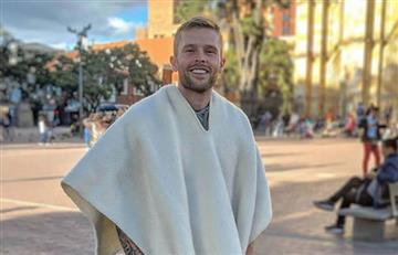 'Zach Morris', el gringo más colombiano