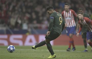 Champions League: [VIDEO] Falcao García y un partido agridulce ante el Atlético de Madrid