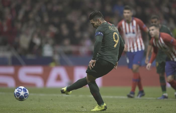 Champions League: [VIDEO] Falcao García y un partido agridulce ante el Atlético de Madrid