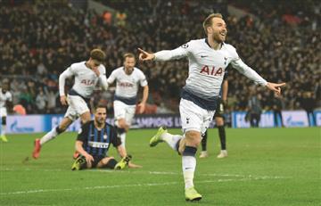 Champions League: [VIDEO] Tottenham de Davinson ganó y sueña con la clasificación