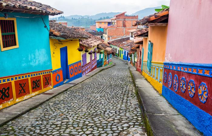 Los diez pueblos más lindos de Colombia