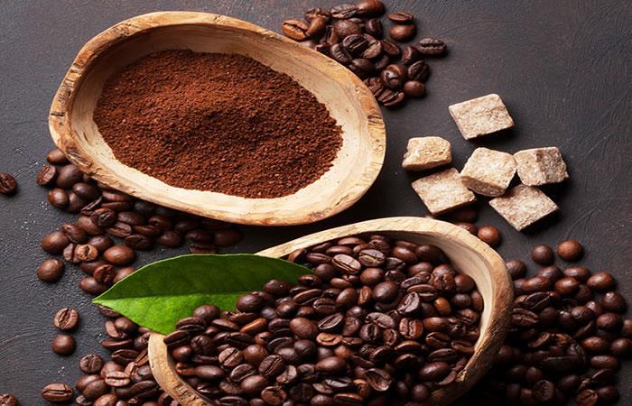 5 postres hechos con café