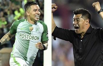 ¿Almirón se llevaría a Dayro Moreno para San Lorenzo?