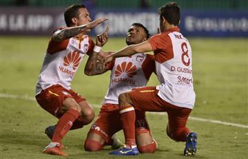 Copa Sudamericana: ¿Santa Fe salvará el año llegando a la final?