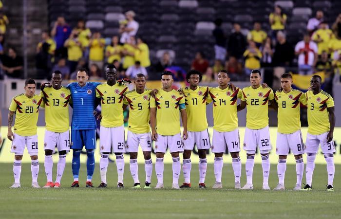 Selección Colombia: ¿En cuál posición del ranking quedó, tras no jugar en la fecha FIFA?