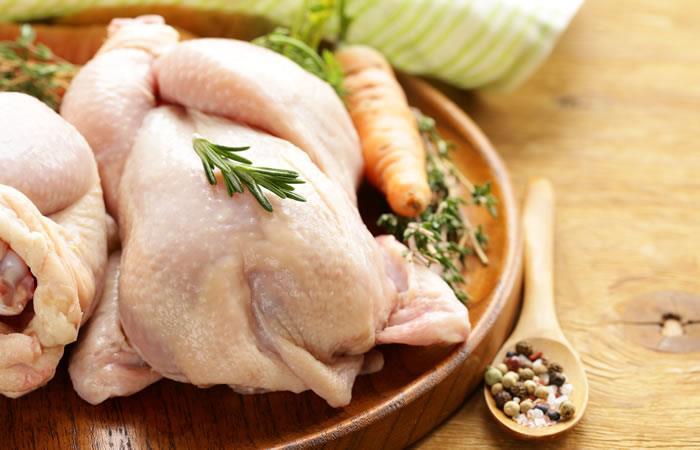 5 recetas colombianas preparadas con Pollo