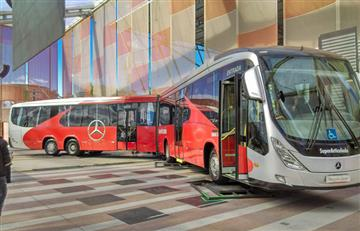 Bogotá: sin buses eléctricos de TransMilenio por orden de un juez