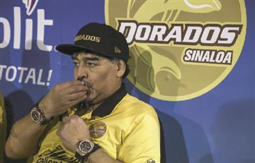 """Copa Libertadores: [VIDEO] Maradona arremete contra la Conmebol """"son la lacra del fútbol"""""""