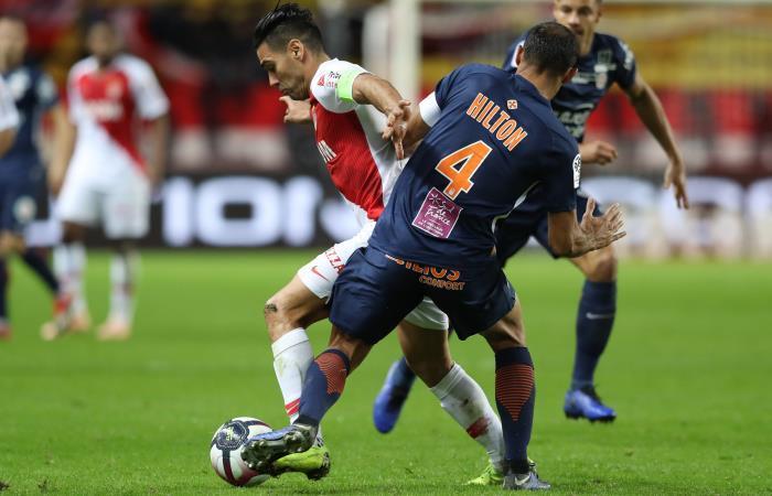 [FOTOS] ¡Falcao no puede solo! Mónaco se hunde en la Liga de Francia