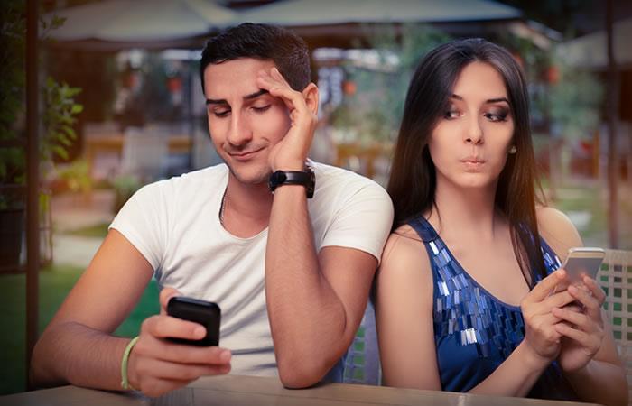 ¿Qué haría usted al descubrir una infidelidad?