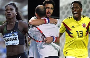 12 deportistas que merecen ser nombrados como el mejor del año en Colombia