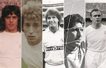 12 jugadores de River y Boca que jugaron en el Bernabéu