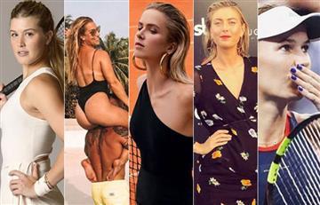 [FOTOS] Las 5 tenistas que la 'rompen' en Instagram por su belleza